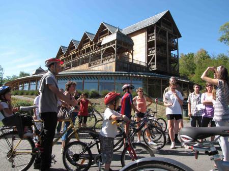 Tous à vélo sur le Bassin - 18 et 19/09/10