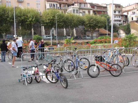 Bourse aux vélos d'occasion
