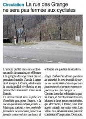 La rue des Granges ne sera pas fermée aux cyclistes.jpg