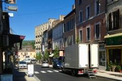rue cayrade - camion livraisons -130919.jpg