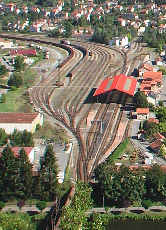 ligne sncf poitiers limoges