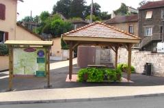 Decazeville,chemin de Saint-Jacques,GR 65,véloroute, Vallée du Lot,